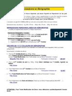 Prix d'une Impression en Sérigraphie en France