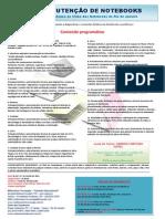 Curso Manutencao de Notebooks Curitiba 110720154044 Phpapp01