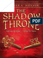 THE SHADOW THRONE by Jennifer A. Nielsen (Excerpt)