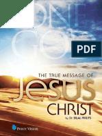 True Message of Jesus