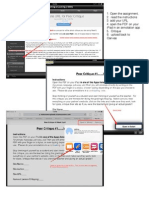 How to upload a PDF Assignment in Canvas