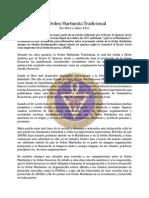 Orden Martinista Tradicional, La - Jul82 - Olive L. Asher, S.R.C.