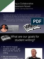 Writing a Collaborative Class Novel