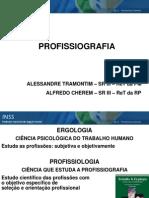 10h15 - Profissiografia - Alfredo Jorge Cherem