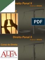 Evolução Histórica da Pena - DP II - Anderson Brasil