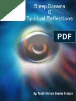 Sleep Dreams and Spiritual Reflections