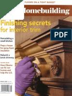 Fine Homebuilding (March 2009)