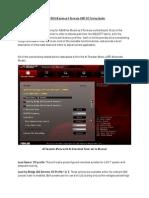 Maximus v Formula UEFI Tuning Guide