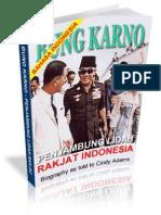 Bung Karno Penyambung Lidah Rakyat Indonesia - Cindy Adam