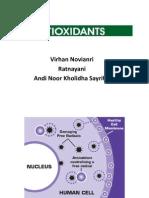 Antioxidant xenobiotic
