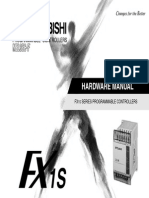 FX1S, Hardware Manual
