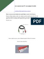 Lo necesario para conectar una PC a un equipo de Audio.doc