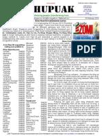 Thupuak Volume 8, Issue 37 (16 February 2014)
