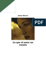 Lo Que El Amor No Cuenta - Www.aleive.org