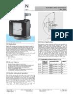 Rotametros FVA 250