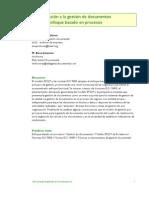 J. a. Alonso - M. R. Lloveras Aproximacion a La Gestion de Documentos Desde El Enfoque Basado en Procesos