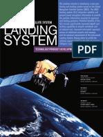 gnss landing system