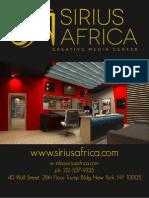 Sirius Africa EPK