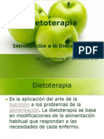 Dietoterapia Mayer
