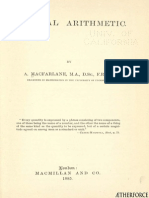 Alexander Macfarlane_physical Mathematics