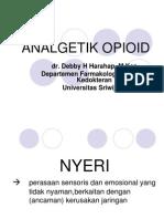 Analgetik Opioid