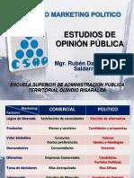 7 ESTUDIOS DE OPINIÓN PÚBLICA