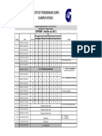Kalendar Akademik Jun-nov 13 Ppismp Sem 3 Draf b