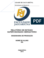 Modelo Est.supervisionadoobrigatorio 2013