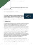 O Processo Penal Como Instrumento de Democracia - Jus Navigandi