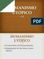 Humanismo Utopico