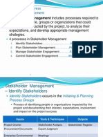 Presentation - Stakeholder Management (1)