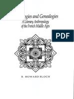 Bloch Etymologies Genealogies