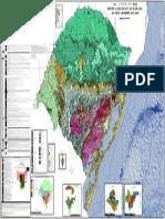 Mapa Rio Grande Sul