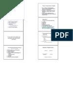 Module 3 Handouts - Project Planning slides