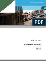Plaxis 2D Manual