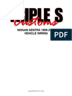 Brilliant Sistema Electrico Nissan Sentra Xe B13 93 16K Views Wiring Digital Resources Indicompassionincorg