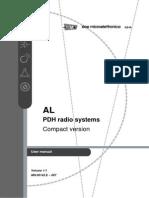Siae Microelettronica Alc User Manual - Mn00142e-007