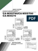 Jvc CA Mxgt80