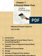 Aliran Air Tanah Regional