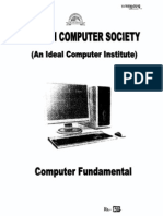 Computer Fundamental Final
