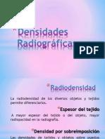 Densidades Radiograficas 2