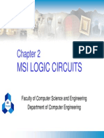 Chapter2 MSI Logic Circuit