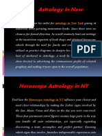 Know About the Best Astrologer in New York