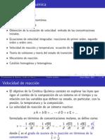 13 - cinetica quimica Tema4