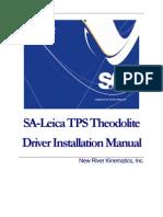 SA TheoDriverUsersManual