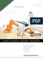 Robot Simulator V-rep