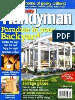 The Family Handyman-468 May 2006