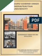 IPU CET Brochure Part A