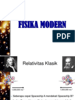 Fisika Modern Fisdas2
