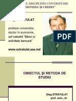 TEMA 1 Obiectul Metoda de Studiu